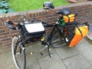 Mein Trekking-Rad