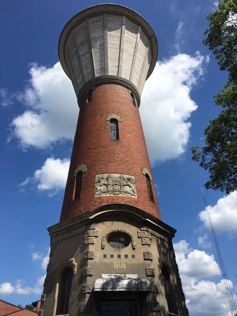 Alter Wasserturm in Lüchow