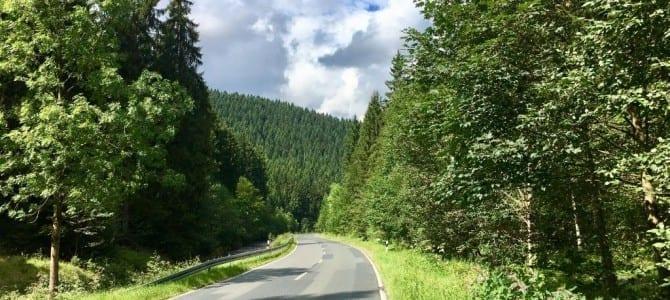Schöne Radtour im Harz: Von Osterode nach Goslar
