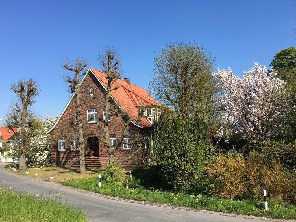 Haus am Estedeich - wandern im Alten Land