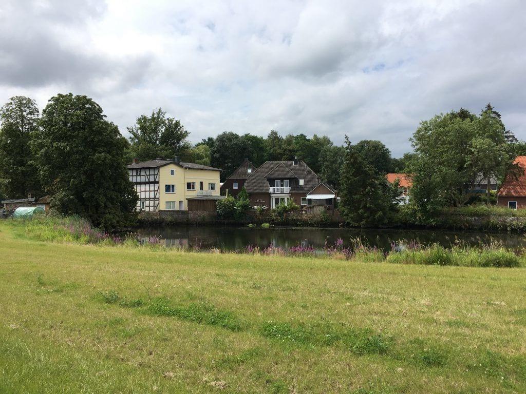In Horneburg an der Aue