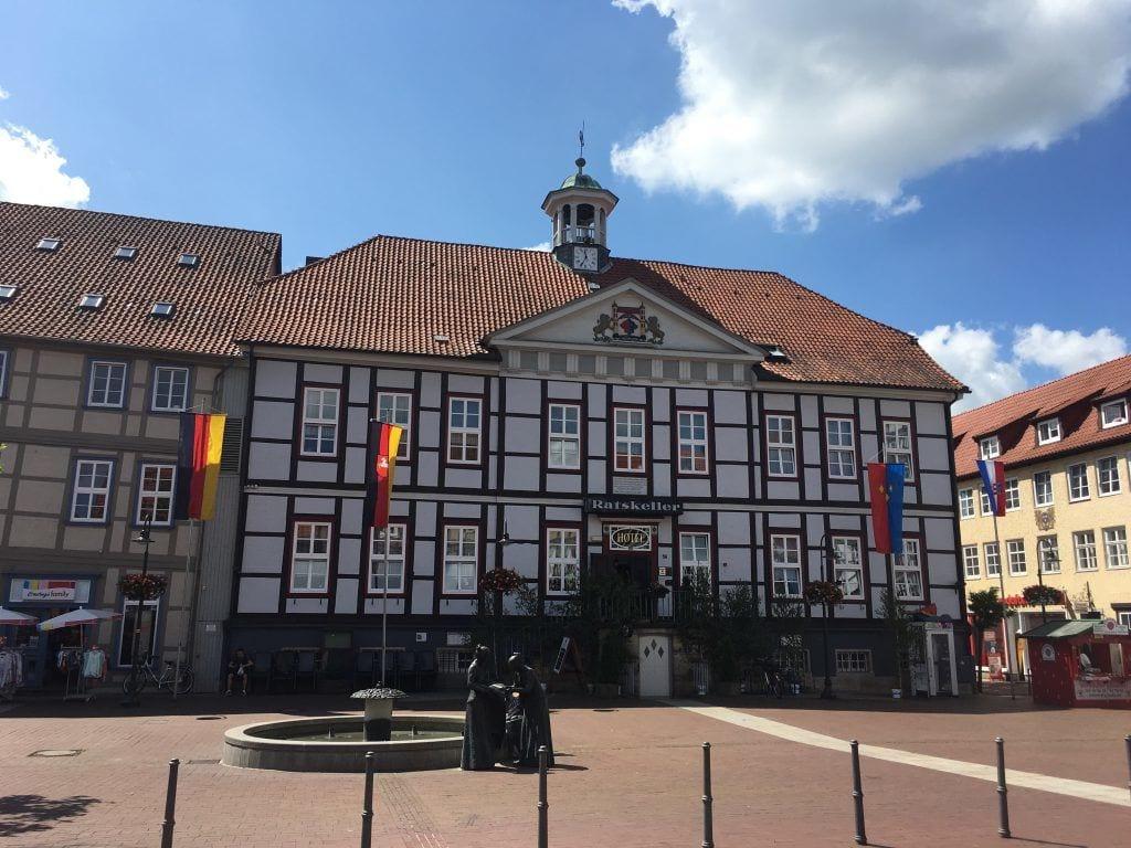 Marktplatz in Lüchow
