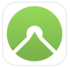 Icon der komoot-App