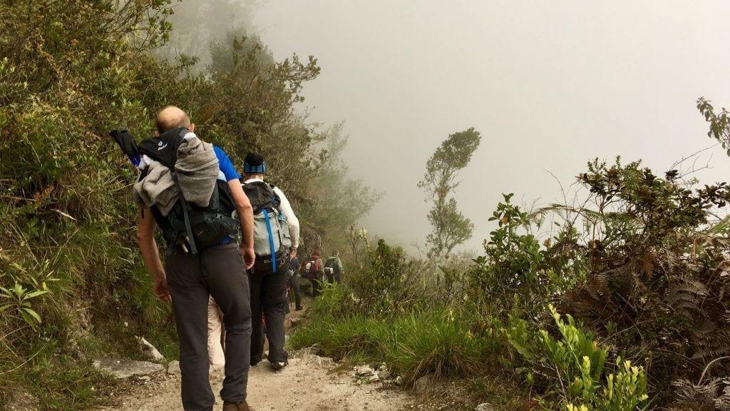 Ziel vieler Wander Anfänger: Wandern auf dem Inka-Trail in Peru