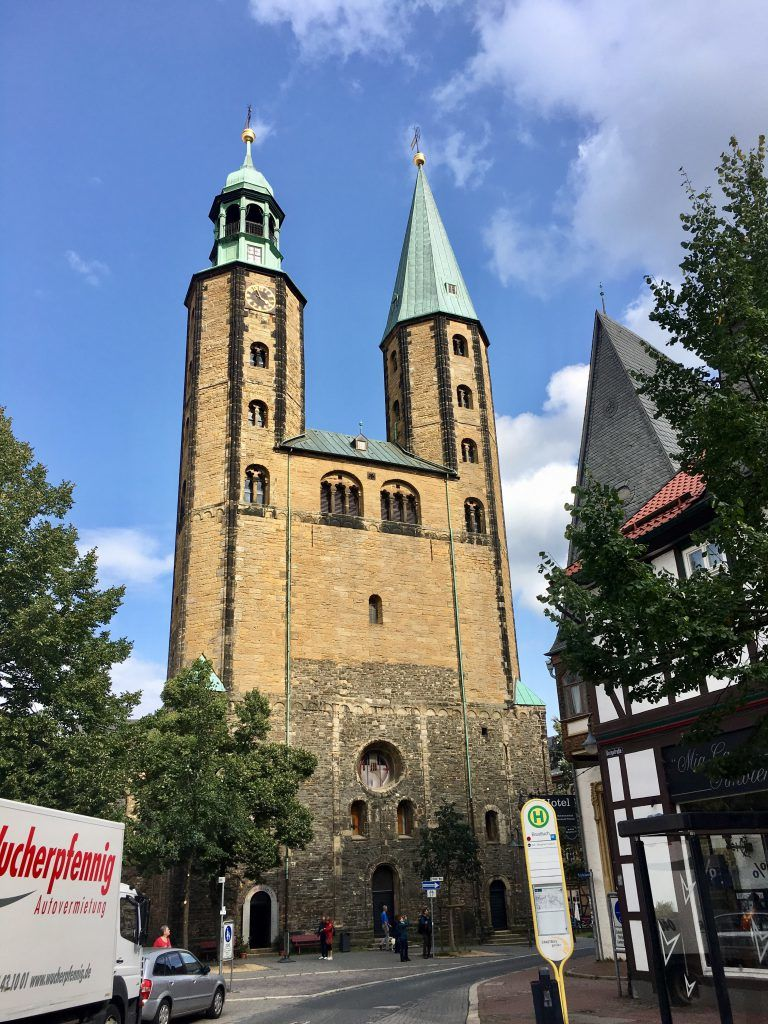 Die Marktkirche von Goslar