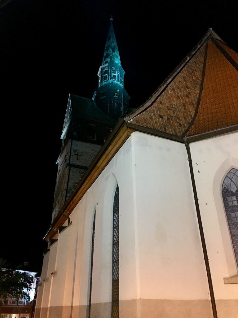 Kirche in Osterode