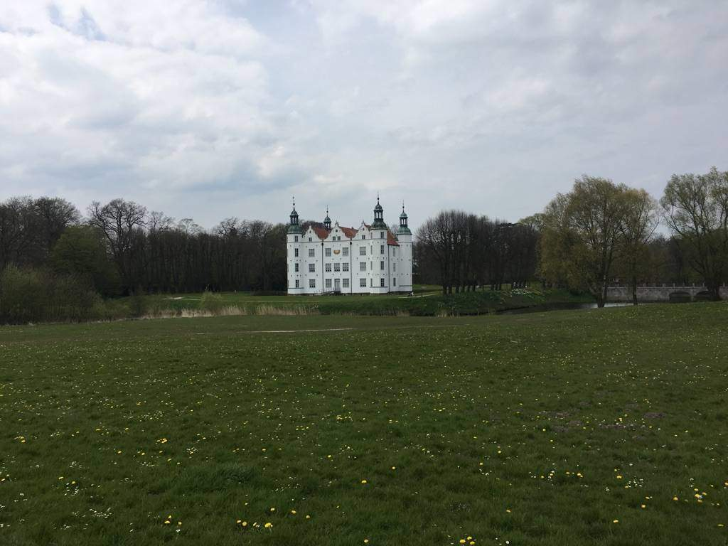 Das Ahrensburger Schloss