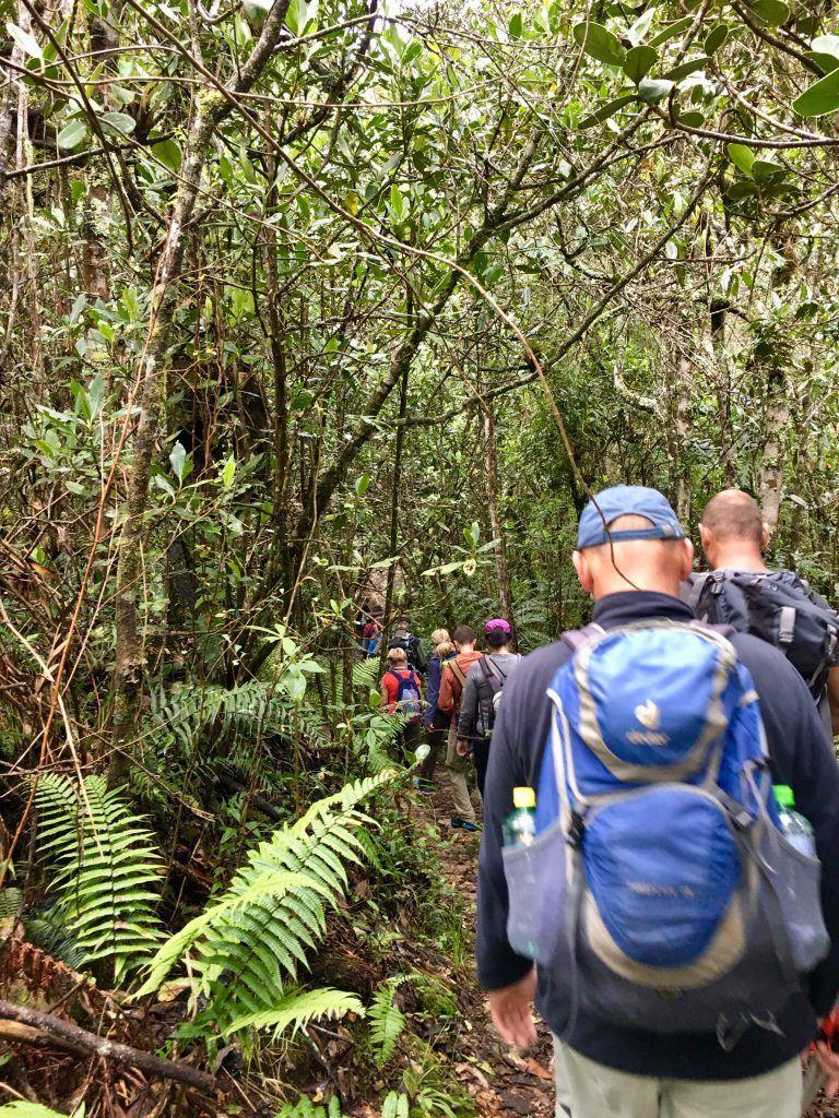 Wanderung zur heiligen Lagune Iguaque bei Villa del Leyva