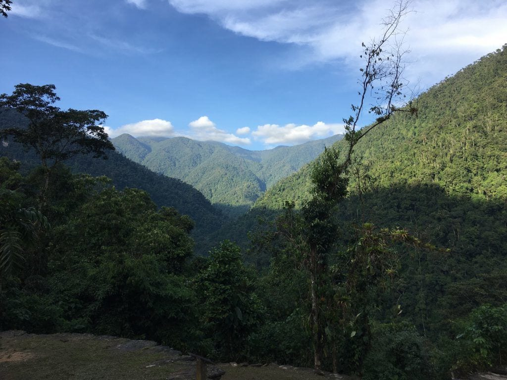 In der Sierra Nevada de Santa Marta