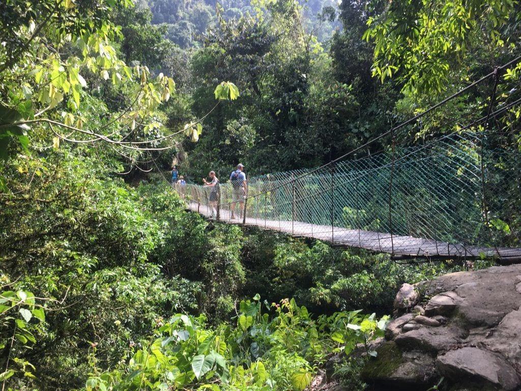 Wanderung zur Ciudada Perdida in der Sierra Nevada de Santa Marta