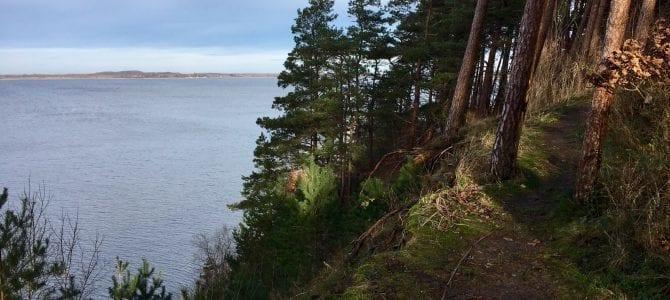 Spannende Mountainbike-Tour zur Steilküste der Halbinsel Gnitz auf Usedom