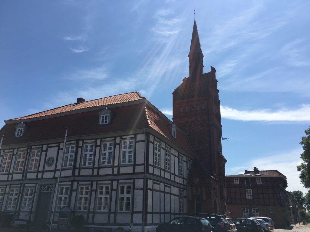 Altstadt in Dömitz
