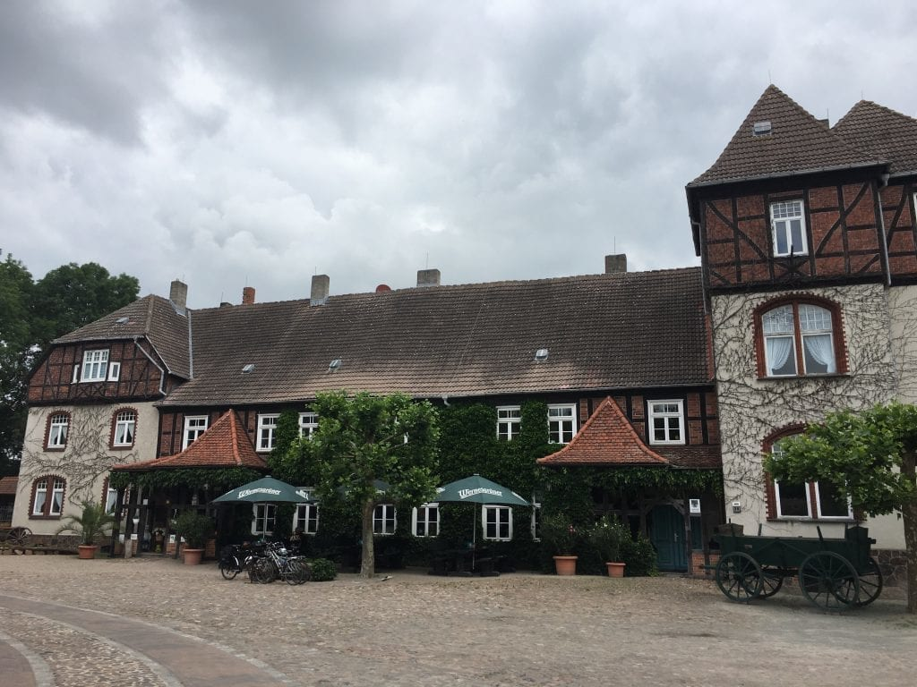 Das Gutshaus Büttnershof