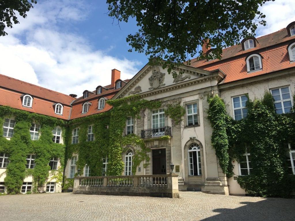 Das Schloss Storkau