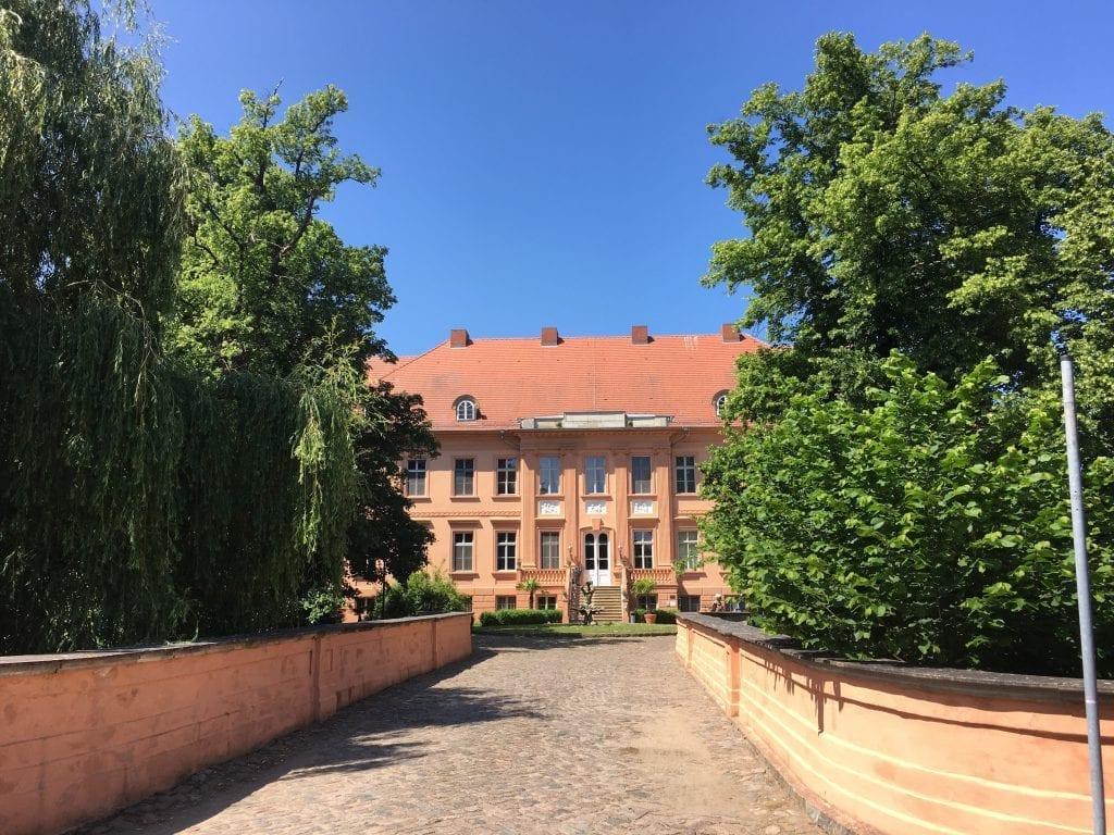 Schlosshotel im Storchendorf Rühstädt an der Elbe