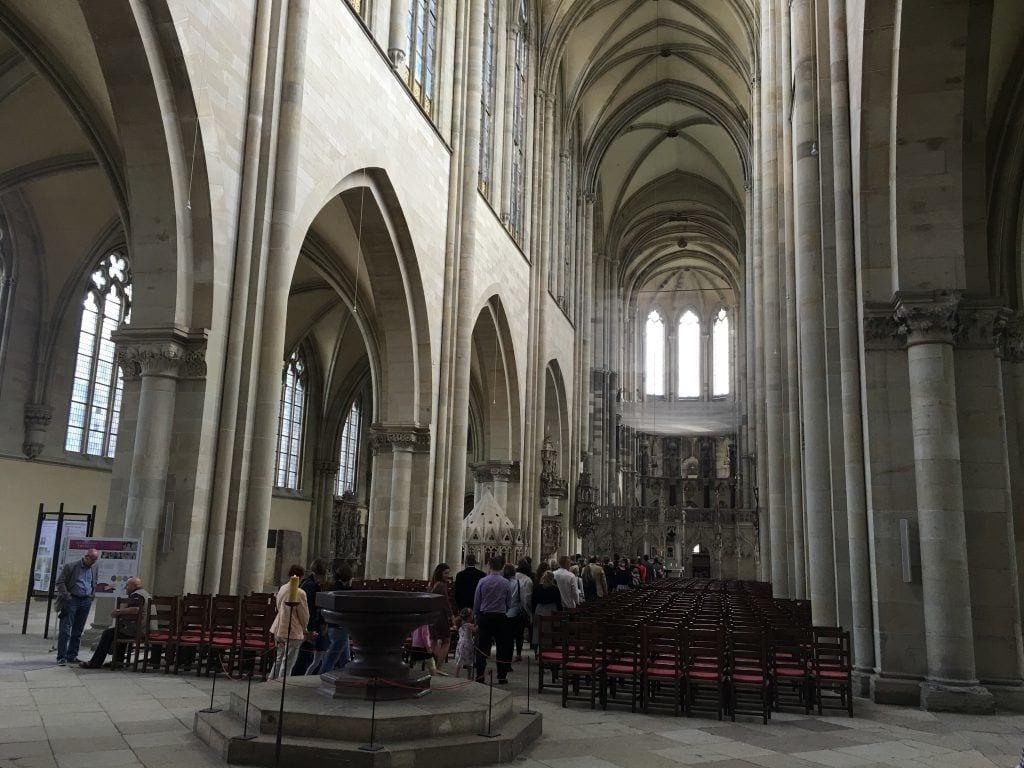 Im Magdeburger Dom