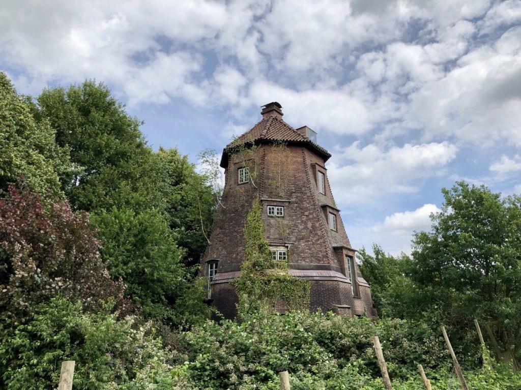 Die Deichmühle Haseldorf