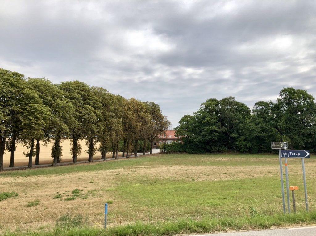 Gutshaus am Skåneleden