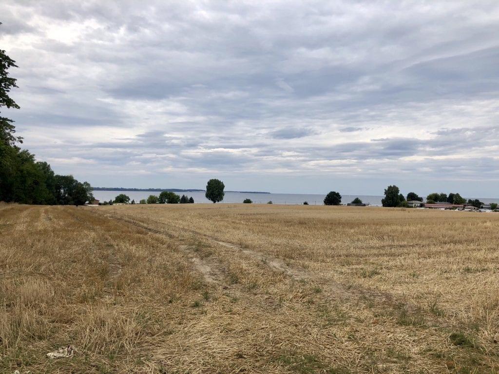 Blick über die Boltenhagener Bucht