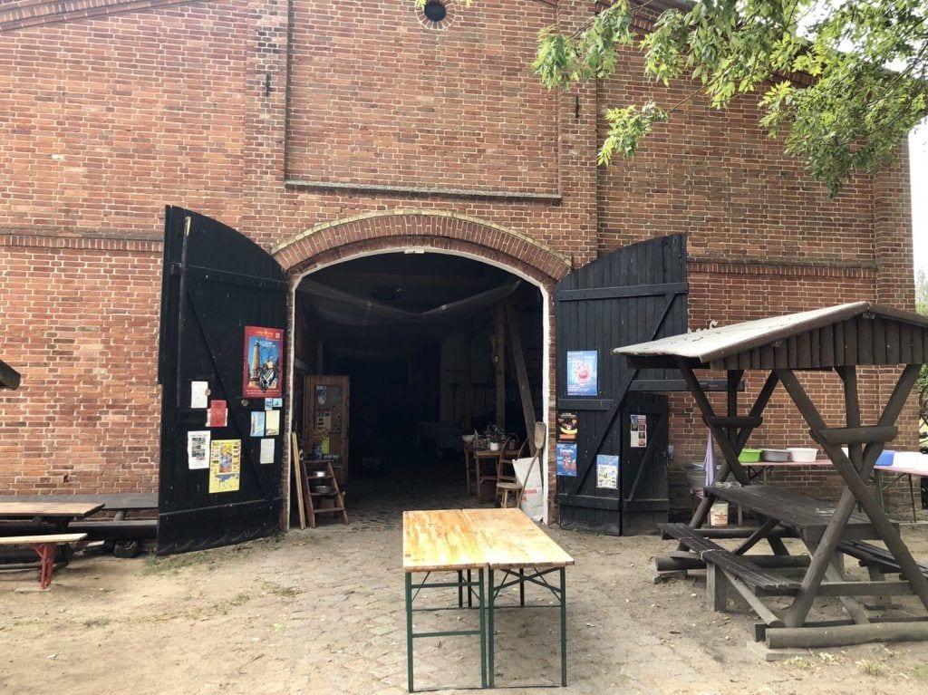Das Dorfmuseum in Stove bei Wismar