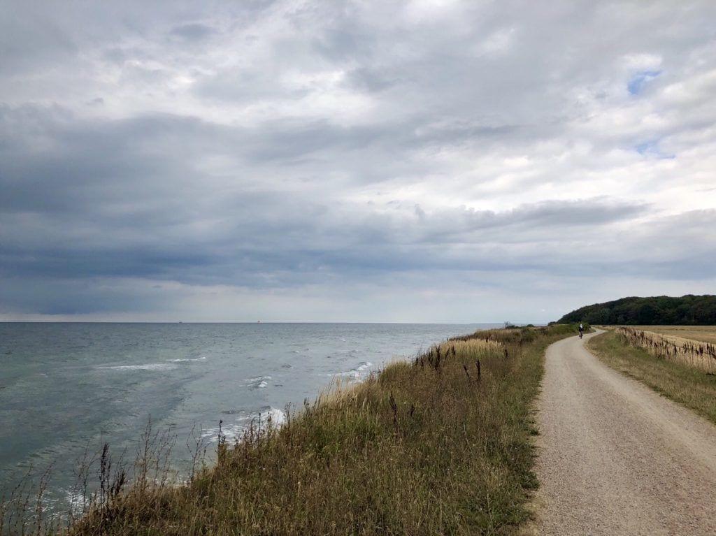 Fahrradtour auf dem Ostseeradweg bei Nienhagen