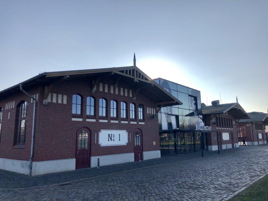 """Das Auswanderermuseum """"Ballinstadt"""" in Hamburg"""