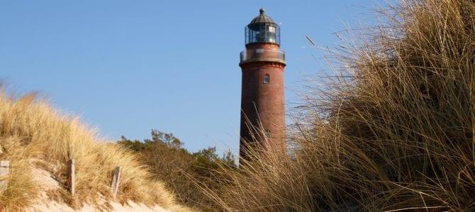 Wandern auf dem Darß: Leuchtturm, Strand und Naturidylle