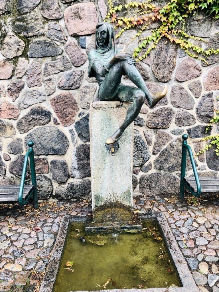 Till-Eulenspiegel-Gedenkstein in Mölln