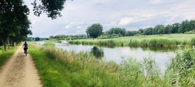 Fahrradtour von Lauenburg nach Mölln – Entlang des Elbe-Lübeck-Kanals und durch das Hellbachtal