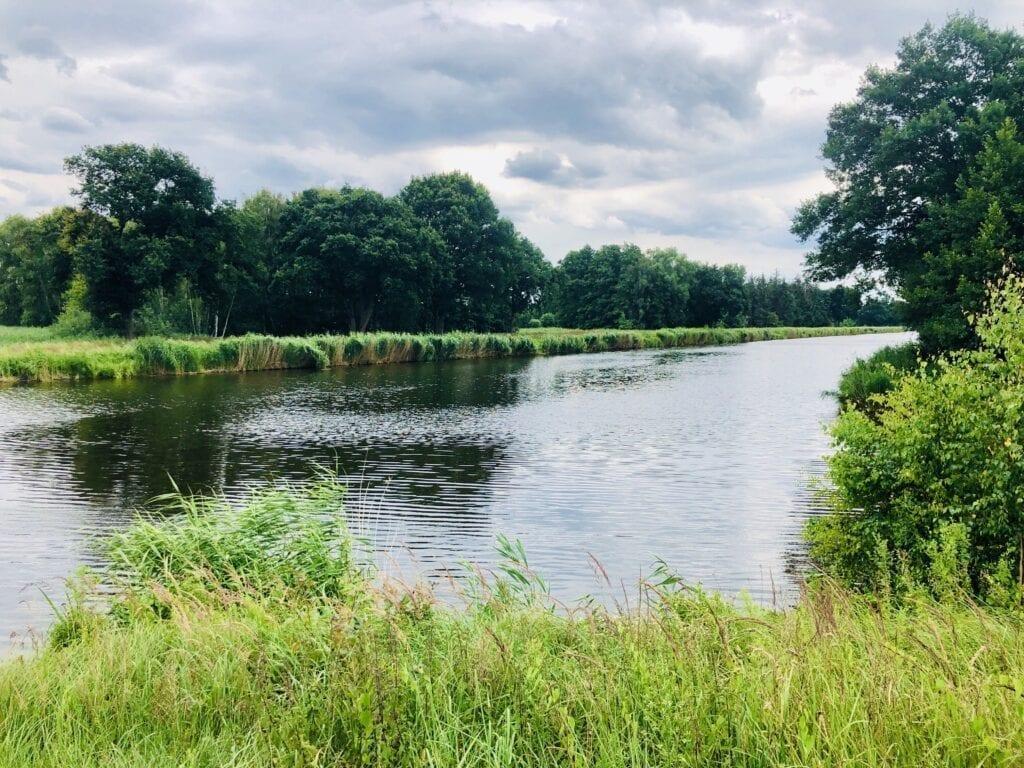 Am Elbe-Lübeck-Kanal bei Büchen
