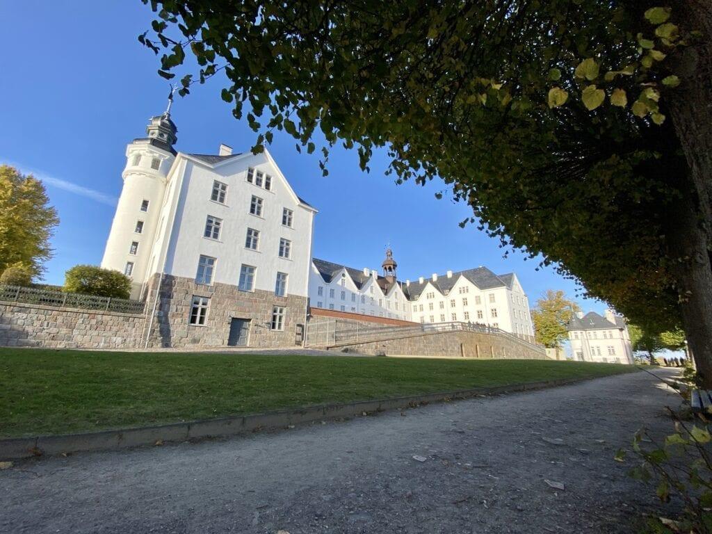 Das barocke Schloss Plön