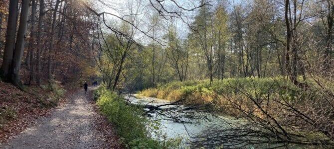 Wandern am Alsterlauf: Von Poppenbüttel nach Ohlsdorf