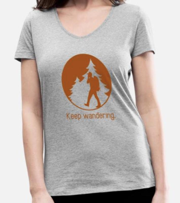 T-Shirt mit Draussenlust-Logo kaufen